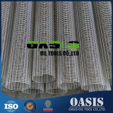 5mm Slot Stainless Steel 316L V Wire Wedge Wire Screens