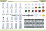 250ml vierkante HDPE Plastic Fles voor de Verpakking van de Geneeskunde