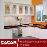 Positanoの現代暖かい様式のプラスチック通風管PVC食器棚(CA12-12)