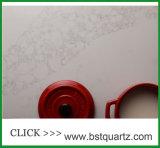Buliding物質的な中国の大理石の一見の水晶石のCalacattaのテーブルの上