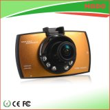 Fábrica de China de 2,7 polegadas Mini Car DVR Gravador com G-Sensor