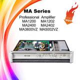 Amplificador do PA do áudio Ma2400 da potência PRO
