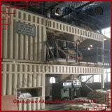 良質セリウムが付いているコンテナに詰められた乾燥した乳鉢の発電所