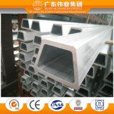 Windows를 위한 공장 직매 알루미늄 단면도, 알루미늄 밀어남 단면도 및 문