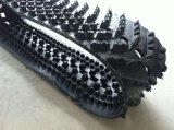 Type neuf système de marche de piste en caoutchouc pour l'OEM