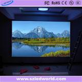 Indoor SMD pleine couleur LED fixe pour la publicité de panneaux (P3, P4, P5, P6)