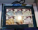 많은 면 물자 누비질 직물 현대 침대보 침구 고정되는 침대 시트