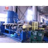 PE/HDPE/LDPE 필름 알갱이로 만드는 생산 라인 (물 반지 절단)
