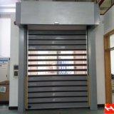 Porte en acier de garantie en métal automatique à grande vitesse industriel interne et externe