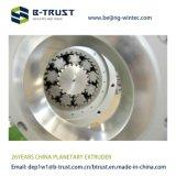 Extrudeuse planétaire de PVC de Ht faite de matériau allemand