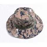 Algodão de 35% e chapéu Bonnie ao ar livre camuflar do exército do poliéster de 65%