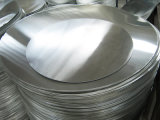Алюминиевый круглый диск листа круга для алюминиевых бака и лотка