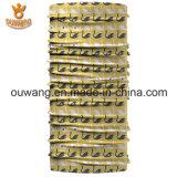 Das Bekanntmachen von gedrucktem Multifunktionsmicrofiber Sports Bandana Headwear