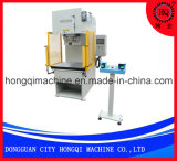 Máquina de estaca de perfuração do CNC