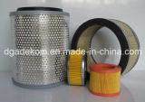 Peças sobresselentes ar/óleo do compressor do cartucho do elemento de filtro do separador