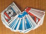 Juego de mesa de juego modificado para requisitos particulares de la tarjeta de papel de la familia del partido del diseño del OEM