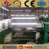 Bobina dell'acciaio inossidabile 204cu di ASTM A480 202 con il prezzo poco costoso