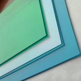 folha colorida espessura do sólido do policarbonato de 1.5-15mm