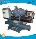 Промышленной охладитель винта гликоля низкой температуры охлаженный водой