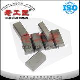 Extremidades cementadas rotatorias de Carbie del tungsteno que raspan para las herramientas Drilling