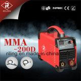 Soldador MMA Inversor com Ce (MMA-120D / 140D / 160D / 180D / 200D)