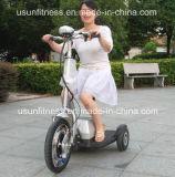 """Мобильность с электроприводом складывания скутер движется с двумя 16"""" электродвигателя ступицы колеса"""