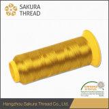 amorçage de broderie de polyester de classe de 50d/2 Oeko-Tex100 1 pour le tricotage à la main