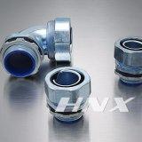 Hnx Dwj Conector-Cinc flexible del conducto de 90 grados