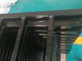 La polvere calda di vendite ha ricoperto l'acciaio della parte superiore piana che recinta alto decorativo, gli ornamenti, l'acciaio galvanizzato