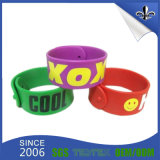 Costume Silicon Jewelry Wristband for Gift