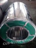 Acero galvanizado en bobina de acero galvanizada sumergida caliente de Coil/HDG