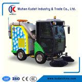 Balayeuse à moteur diesel de marque de Kudat