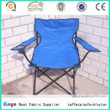 Exterior 100% poliéster de PVC recubierto 600 * 600d Oxford tela para silla cubierta
