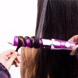 Encrespador de cabelo automático cerâmico mágico