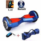 mit balancierendem Fernzoll Hoverboard des Roller-8 weg von der Straße Hoverboard