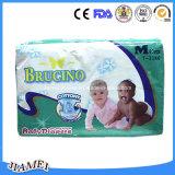 バルク高品質のOEMのための使い捨て可能な赤ん坊のおむつ