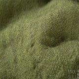Ткань шерстей 100% на осень с специальным Handfeel в свете цвета - желтом цвете