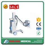 machine de rayon X mobile à haute fréquence d'équipement médical de la garantie 100mA