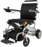 Fácil de Discapacitados de energía eléctrica portátil plegable Silla de Ruedas para ancianos