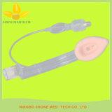 Het Medische Laryngeal Masker voor éénmalig gebruik van het Silicone