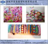 Einzeln-Farbe Gummiband-Produktionszweig