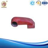 ディーゼル機関の使用法のための排気管