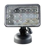 Высокий люмен 45W 4D квадратные светодиодные фонари рабочего освещения для Jeep
