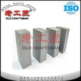 Yg6/Yg8/Yg15 Tungsten carburo cementado placas resistentes al desgaste