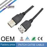 Sipu Wholesale USB Cable 2.0 Vente en gros de câbles enfichables en PVC