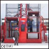 Gru della costruzione di iso /Ce Sc320/320, elevatore della costruzione