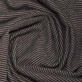 178GSM 면 폴리에스테 털실 염색된 줄무늬 불쾌