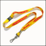 폴리에스테 스포츠를 위한 다색 염료 승화 또는 열전달 로고 주문 방아끈