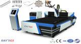 acier au carbone / Acier inoxydable Prix de la machine de découpe laser