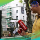 Het gloednieuwe Opperste Kanon van het Geld van het Kanon van het Contante geld Ss17 maakt tot het het Kanon van het Geld van de Regen het Rode Grappige Speelgoed van Jonge geitjes voor de Giften van Brinquedos van de Jongens van Kinderen